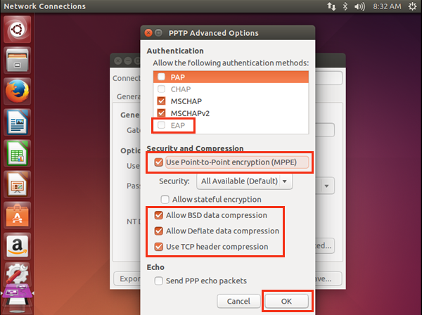 Configure Ivacy VPN on Ubuntu