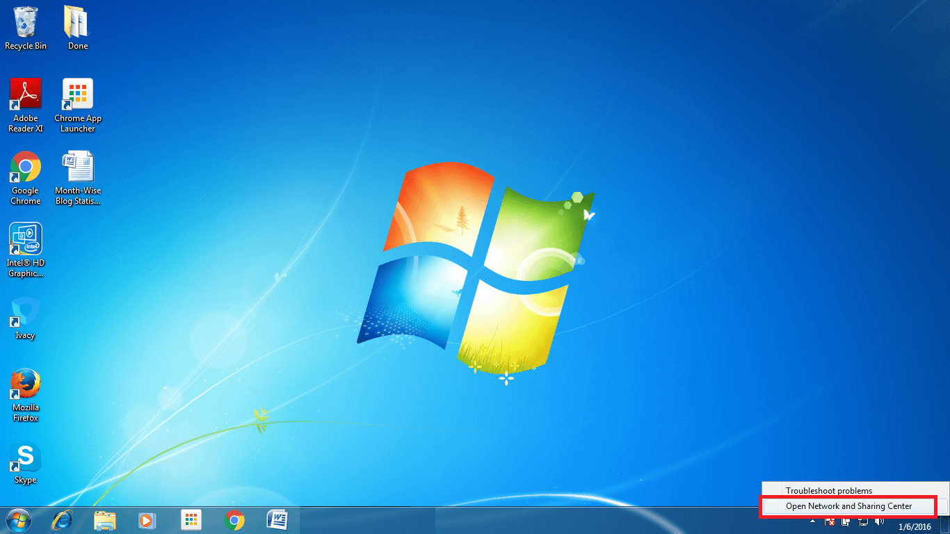 Windows Desktop for ICS