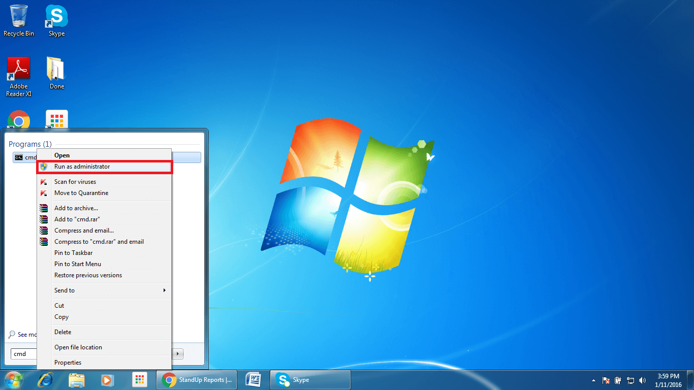Windows Start Menu 2