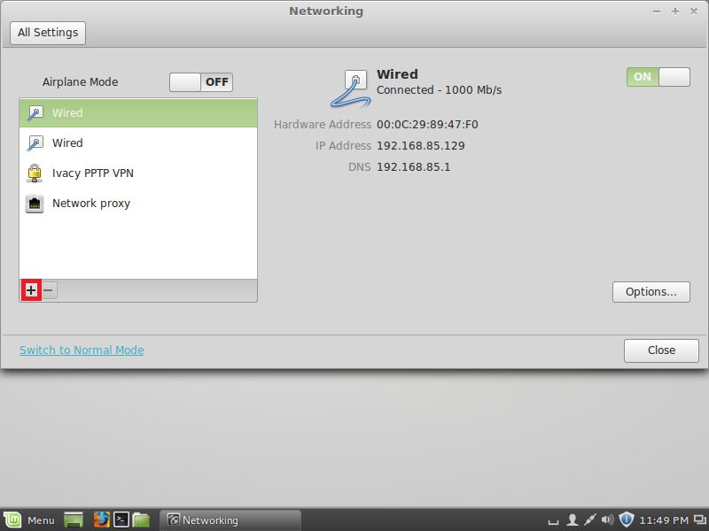 How to Configure Ivacy VPN on Linux Mint