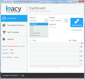 Ivacy client login